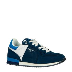 Sydney Basic Boy  sneakers blauw