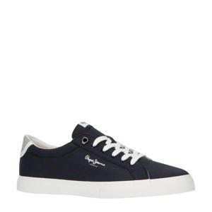 Kenton Basic Man  sneakers donkerblauw