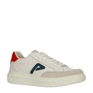 Abbey ARch  sneakers wit/grijs/rood