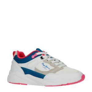 Orbital Junior  sneakers wit/blauw/roze
