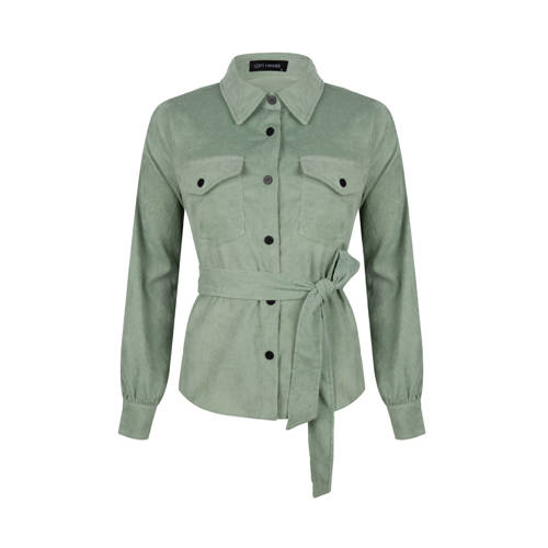 Lofty Manner corduroy blouse Julia