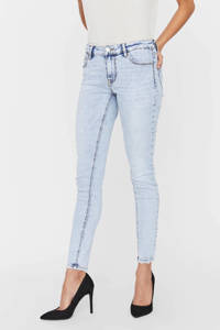 VERO MODA skinny jeans lichtblauw, Lichtblauw