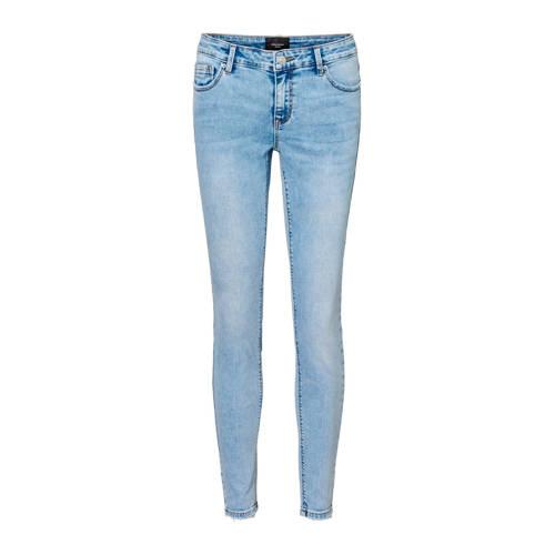VERO MODA skinny jeans lichtblauw