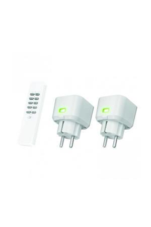 ACC2-250R NL stopcontactdimmer set