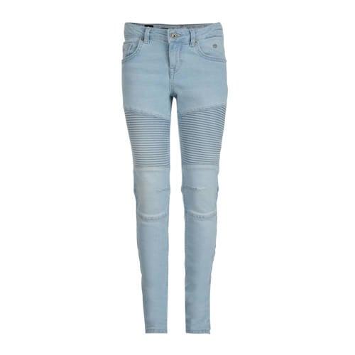 JILL MITCH skinny jeans light denim
