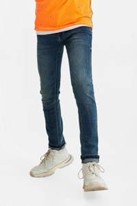 WE Fashion Blue Ridge slim fit jeans dark denim, Dark denim
