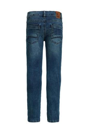 super skinny jeans donkerblauw