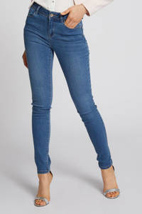 Morgan slim fit jeans light blue denim, Light blue denim
