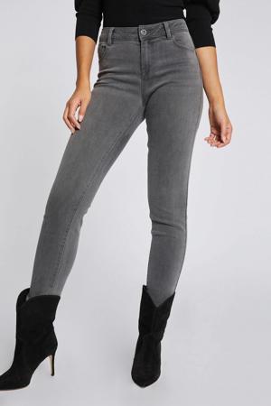 slim fit jeans gris moyen
