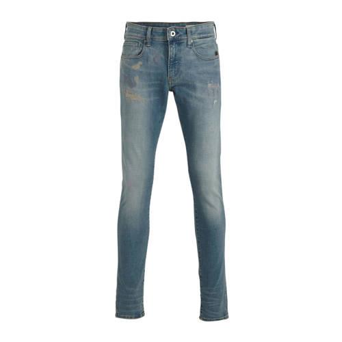 G-Star RAW Revend skinny jeans vintage carolina bl