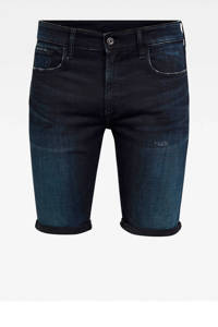 G-Star RAW slim fit jeans short worn in night destroyed, Worn in Night Destroyed