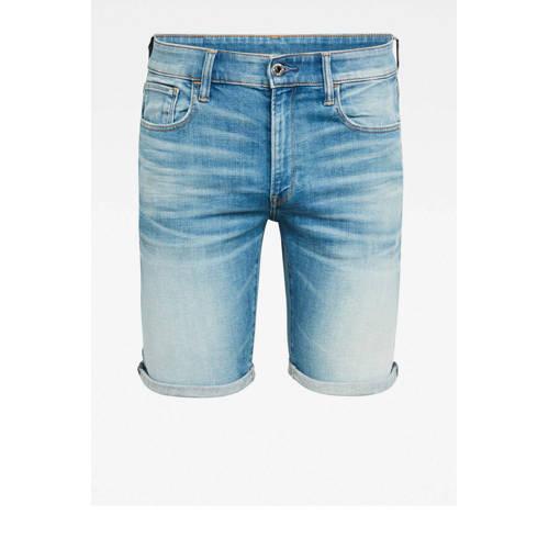 G-Star RAW slim fit jeans short vintage striking b