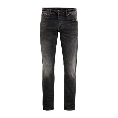 G-Star RAW straight tapered fit jeans Kilcot worn