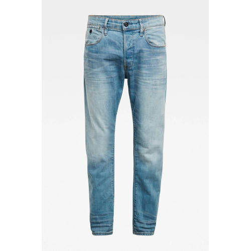 G-Star RAW Loic tapered fit jeans sun faded cyan
