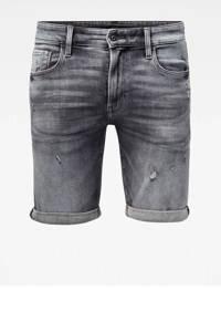 G-Star RAW slim fit jeans short vintage basalt destroyed, Vintage Basalt Destroyed