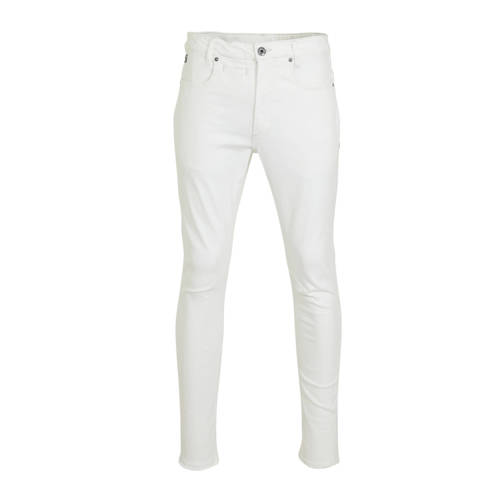G-Star RAW D-staq 3D slim fit jeans white