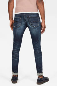 G-Star RAW Revend skinny jeans worn in sapphire destroyed, Worn in Sapphire Destroyed