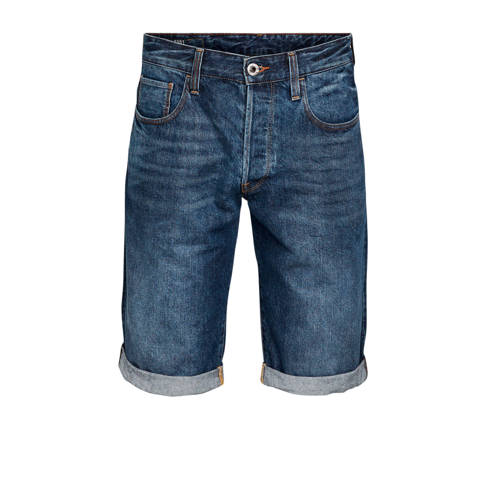 G-Star RAW regular fit short 3301 worn in blue sto