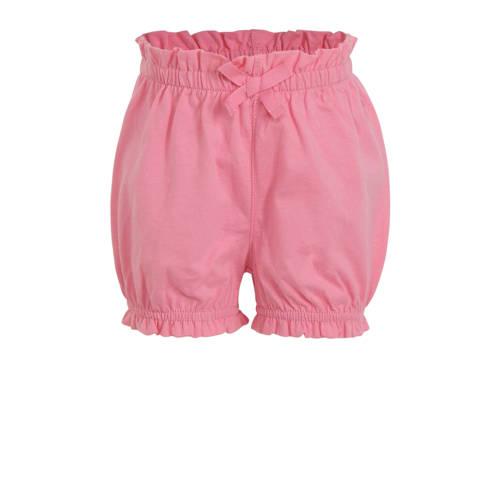 GAP baby short met borduursels roze