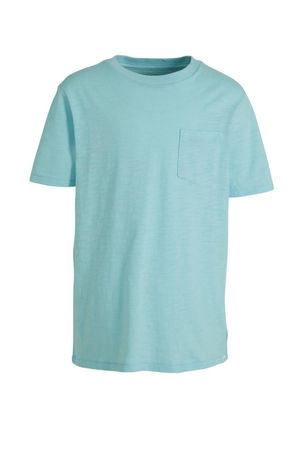 GAP T-shirt lichtblauw, Lichtblauw