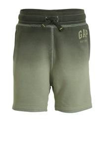 GAP sweatshort army groen, Army groen