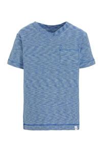 GAP gestreept T-shirt blauw/wit, Blauw/wit