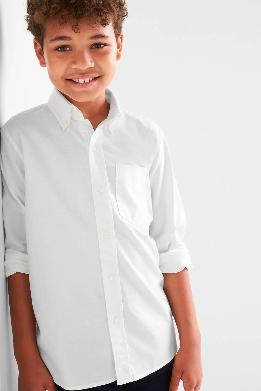 GAP overhemd wit, Wit