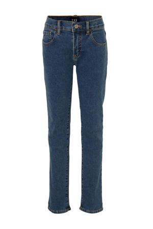 high waist skinny jeans stonewashed