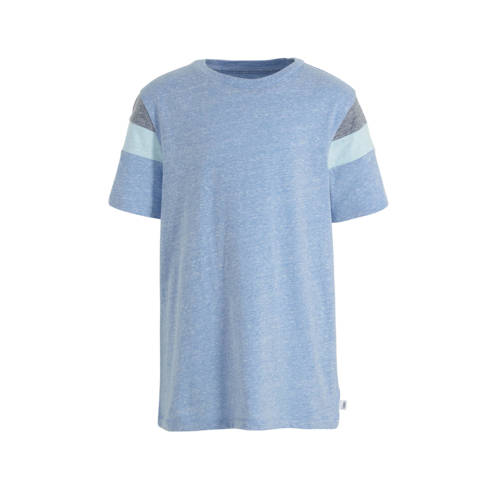 GAP gem??leerd T-shirt lichtblauw
