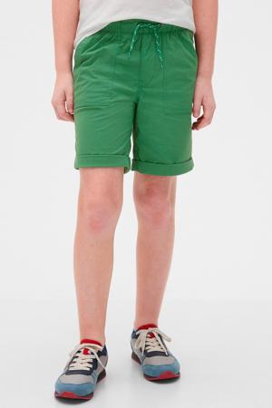 jeans bermuda groen