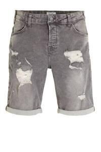 ONLY & SONS PLUS regular fit jeans short dark denim, Dark denim