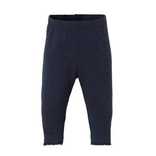 GAP baby legging donkerblauw