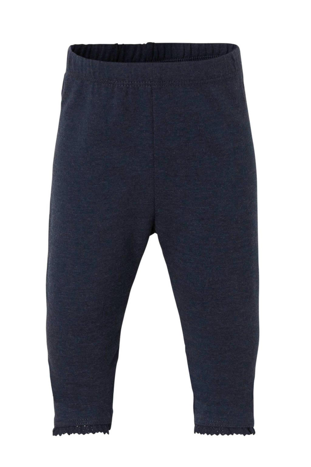 GAP baby legging donkerblauw, Donkerblauw
