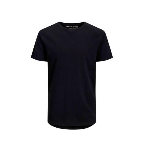 JACK & JONES ESSENTIALS T-shirt zwart