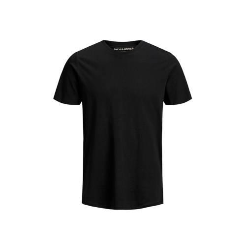 JACK & JONES ESSENTIALS T-shirt zwart