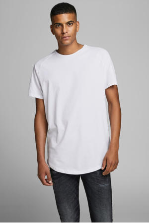 T-shirt Curved wit