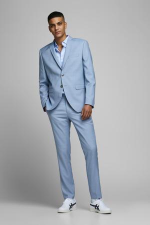 slim fit pantalon airy blue