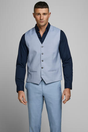 gilet airy blue