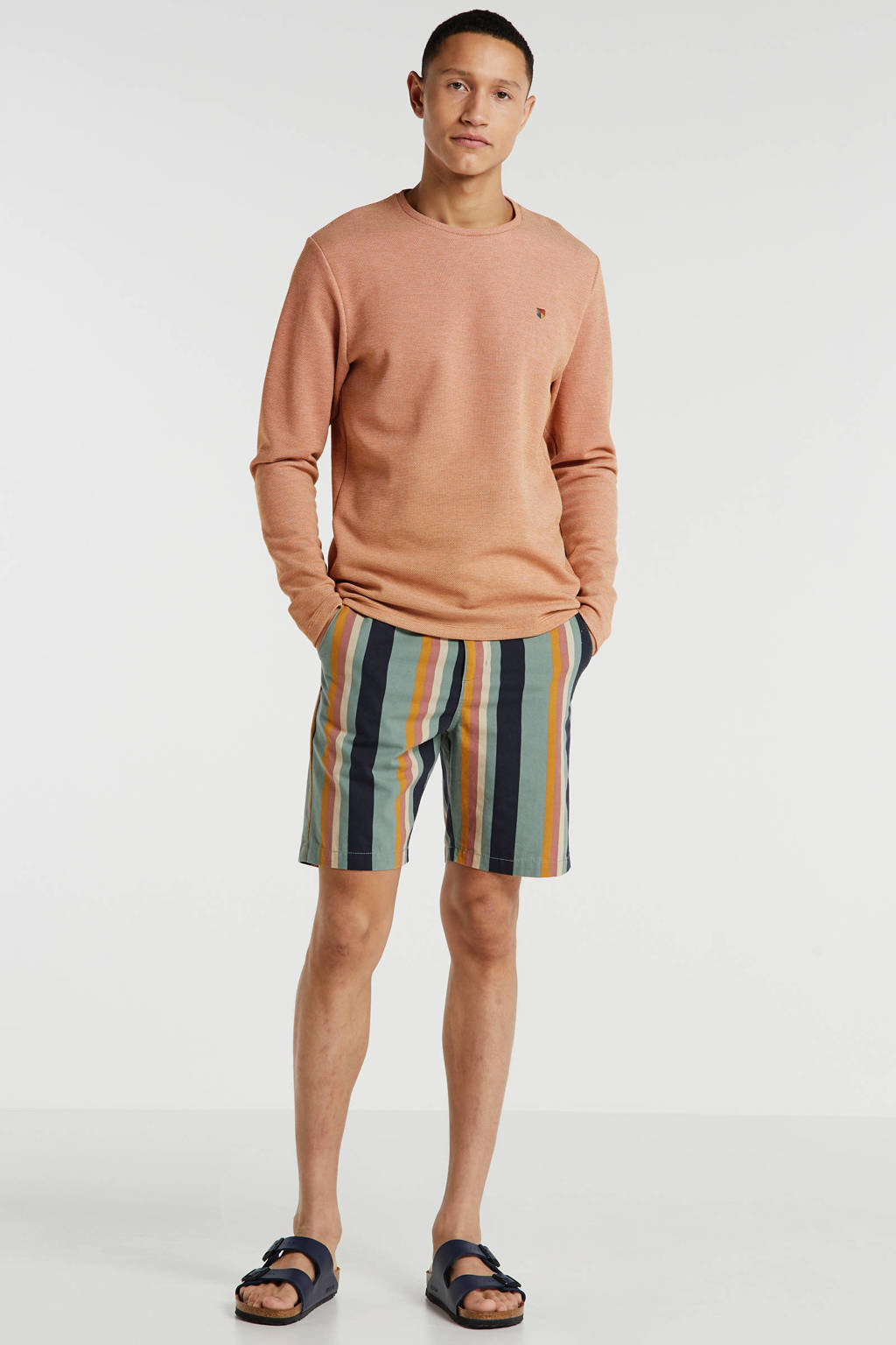 JACK & JONES PREMIUM sweater hawaiian sunset, Hawaiian Sunset