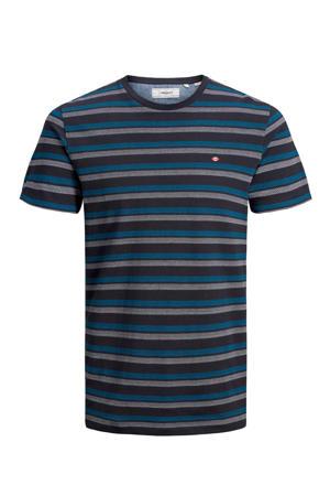 gestreept T-shirt met biologisch katoen