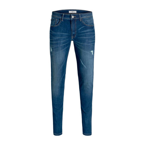 PRODUKT skinny jeans medium blue denim