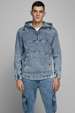 zomerjas grijsblauw