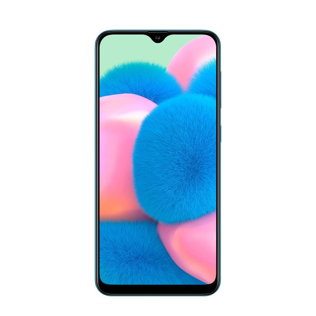 Samsung Galaxy A30S (groen), N.v.t.