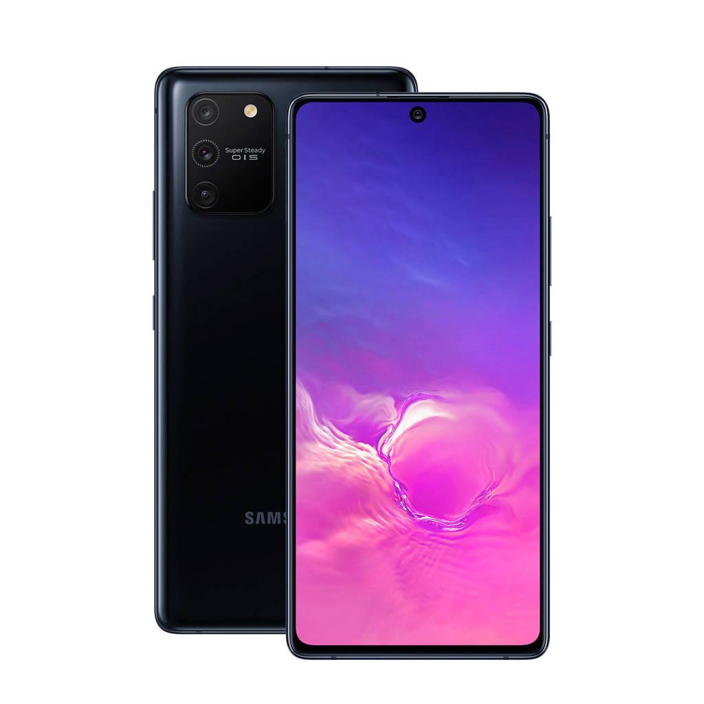 Samsung GALAXY S10 LITE 128 GB (zwart), N.v.t.