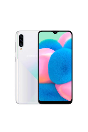Galaxy A30S smartphone (wit)