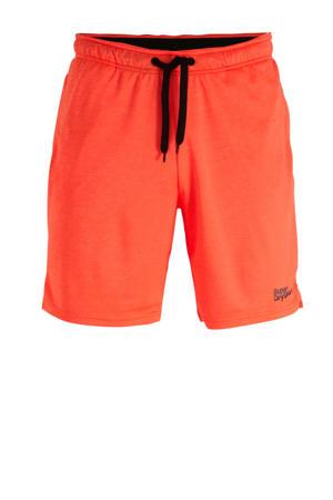 short neon oranje