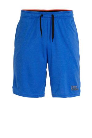 short blauw