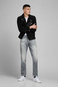 JACK & JONES JEANS INTELLIGENCE slim fit jeans Tim grijs, Grijs