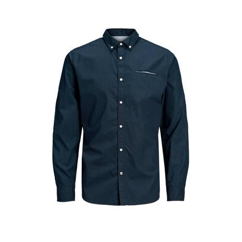 JACK & JONES ESSENTIALS slim fit overhemd met