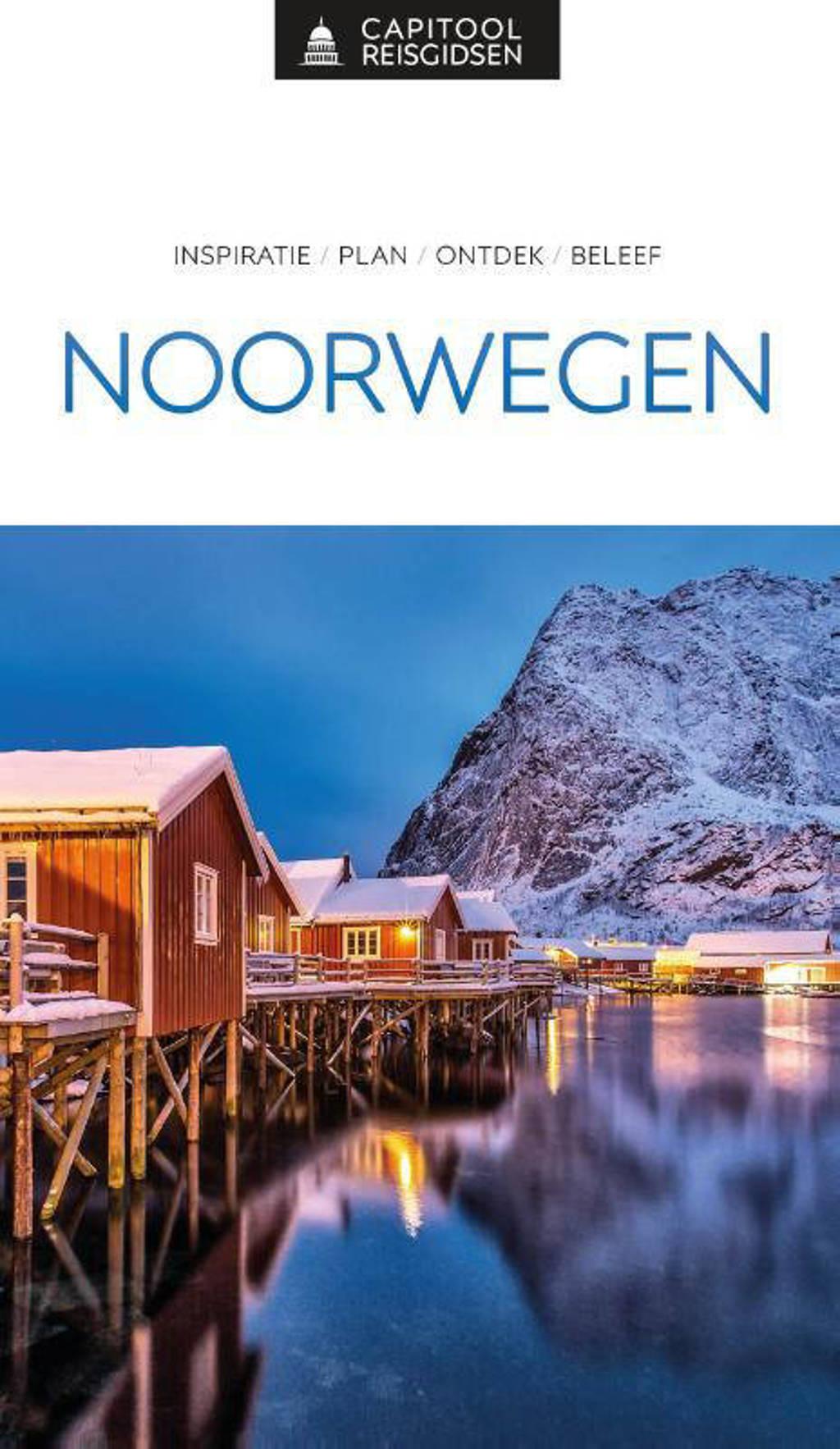 Capitool reisgidsen: Noorwegen - Capitool